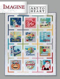 Art to Heart ATH552B Imagine