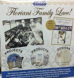 Floriani Family Lace Kit