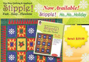 65291: DIME STP0040 Stipple! Ho Ho Holiday