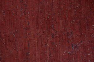 Eversewn VL15D1 Red Cork Fabric 1 Yard Roll x 27""
