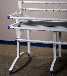 40780: Juki 2' King Extension Table and Rails for 10' TL2200QVP Quilting Frame