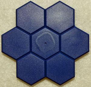 Stitching Tree PPFG-NAV Pin Pal Magnetic Pin Catcher Lapel Pin Flower Garden Navy