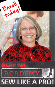 "BERNINA Academy 2 Day Hands On Sewing Event ""Fear No Fabrics"" Fri-Sat, April 13-14 SAN ANTONIO West Ave TX Store"