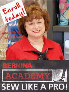 "BERNINA Academy 2 Day Hands On Sewing Event ""Fear No Fabrics"", Fri-Sat May 4-5 10am-5pm AllBrands BATON ROUGE LA Store"
