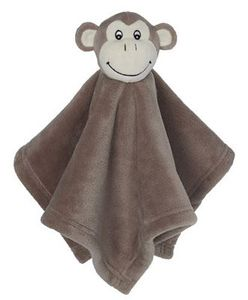Creature Comfort Mini Monkey Blankey