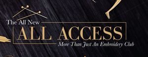 86978: New Anita Goodesign ALL ACCESS RENEWAL 12 Month Subscription