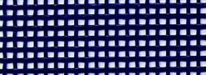 "65784: Lyle Enterprises VMC-13 Navy Blue Vinyl Mesh Roll 18"" X 36"""
