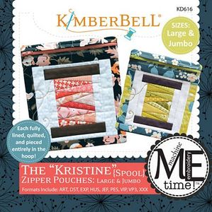 KimberBell KD616 The Kristine - Lg & Jumbo