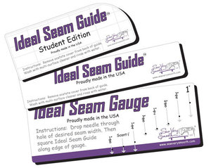 Sew Very Smooth SVS-54961 Beginners Pack Student Edition: Ideal Seam Guides and Gauge Kit