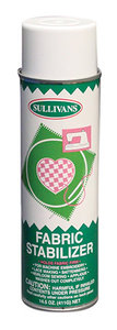 55629: Sullivans SUL00120 Fabric Stabilizer Spray 14.5 oz