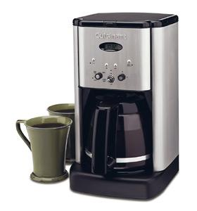 Appliances - Cuisinart DCC-1200W Brew Central 12 Cup Programmable Coffeemaker