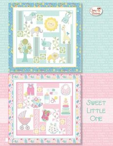 Cherry Blossoms Quilting Studio CB135SVG Sweet Little One + SVG