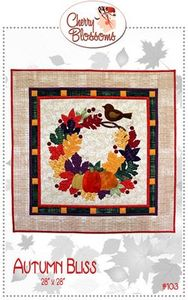 88276: Cherry Blossoms Quilting Studio CBQS103 Autumn Bliss
