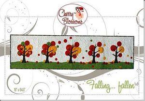 Cherry Blossoms Quilting Studio CBQS108 Falling... Fallen
