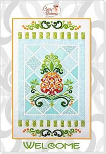 Cherry Blossoms Quilting Studio CBQS111 Welcome