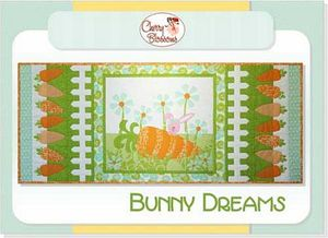 88283: Cherry Blossoms Quilting Studio CBQS114 Bunny Dreams