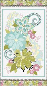 Cherry Blossoms Quilting Studio CBQS122 Fantasy Blossoms