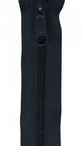 Patterns by Annie ZIP24-235 Navy Zipper