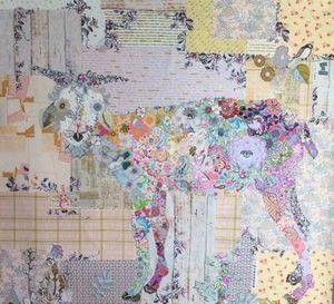 88416: Fiberworks FWBILLIE Billie the Goat Pattern