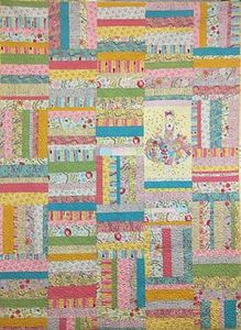 88424: Fiberworks FWFC Flower Child Quilt Pattern