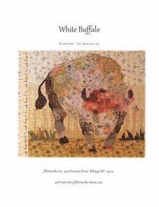 88486: Fiberworks FWLHWB White Buffalo Pattern