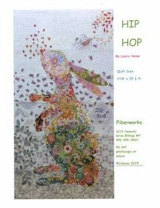 88487: Fiberworks FWLHWH Hip Hop Pattern