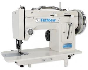 88510: Techsew 611 Pro Portable Walking Foot Straight Stitch ZigZag Machine
