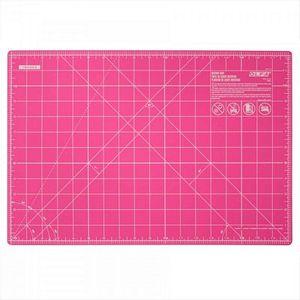 """88687: Olfa RM-PIK Pink Cutting Mat 12""""x 18"""""""