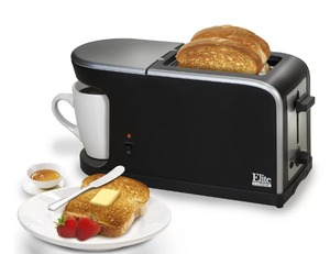Elite Cuisine,ECT-819B,Kitchen Electrics,Toasters & Toaster Oven