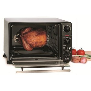 Elite Cuisine,ERO-2008N,Kitchen Electrics,Toasters & Toaster Oven