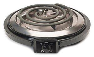 62560: Elite Cuisine ESB-300X Electric Single Burner