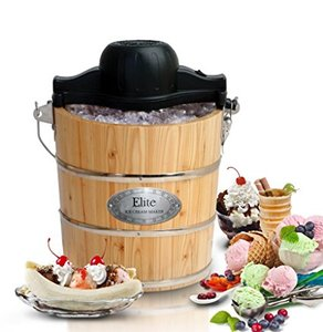 Elite Gourmet,EIM-502,Kitchen Electrics,Ice Cream Maker