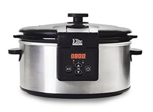 Elite,MST-6013D,Kitchen Electrics,Slow Cooker