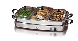 Elite Platinum,EWM-9933,Kitchen Electrics,Buffet & Party Servers