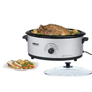 Nesco,4818-25-20,Kitchen Electrics,Rotisseries & Roaster Oven