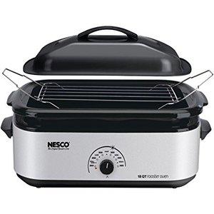 Nesco,4818-47,Kitchen Electrics,Rotisseries & Roaster Oven