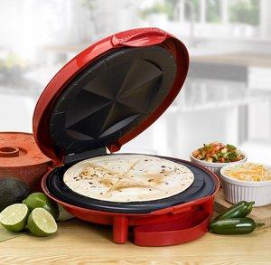 Elite Cuisine,EQD-118,Kitchen Electrics,Quesadilla Maker