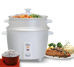 Elite Gourmet,ERC-008ST,Kitchen Electrics,Rice Cooker