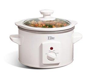 Elite Cuisine,MST-250XW,Kitchen Electrics,Slow Cooker