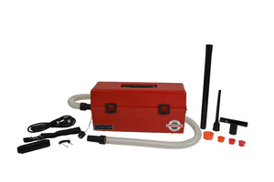Atrix VACOHCS Electronic Dry Particle Vacuum Cleaner Omega Supreme HEPA