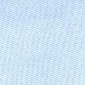 """88765: Fabric Finders 15 Yd Bolt 9.34 A Yd Blue Superfine Twill 100% Pima Cotton Fabric 58"""""""