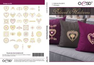 OESD 82015CD Beloved Heirlooms