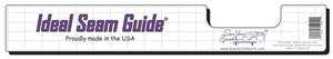 88974: Ideal SVS-54949 Straight Stitch Seam Guide 10in Long