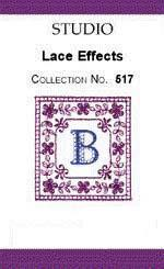 Bernina Artista 517 Lace Effects Embroidery Card