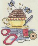 Sudberry House D4500  Sew Magic Machine Cross Stitch Embroidery CD