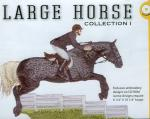 Baby Lock BLDP-P11 Large Horses Collection 1 CD