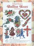 Martha Pullen's Bullion Roses Collection Multi-Formatted CD
