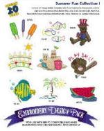 Amazing Designs / Great Notions 1139 Summer Fun I Multi-Formatted CD