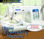 White 4400RB Embroidery Machine, White Embroidery Machine,  Viking Husqvarna, Embroidery Machine, Marie Osmond Emotions EM1, White 4400, Brother PE150, 170D, 180D, Deco 600/650, Simplicity SE3, Babylock BL60E, White 3300, OESD Emotions EM1, Pfaff Smart 300E