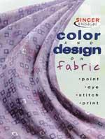Creative Publishing Color and Design on Fabric Book